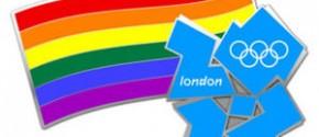 Gay flag London Olympics 2012