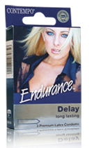 Endurance condom