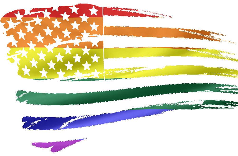 Gay flg USA