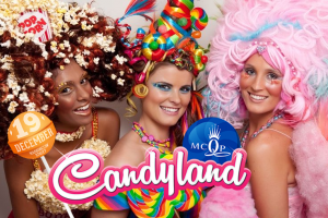 MCQP 2015 theme candyland