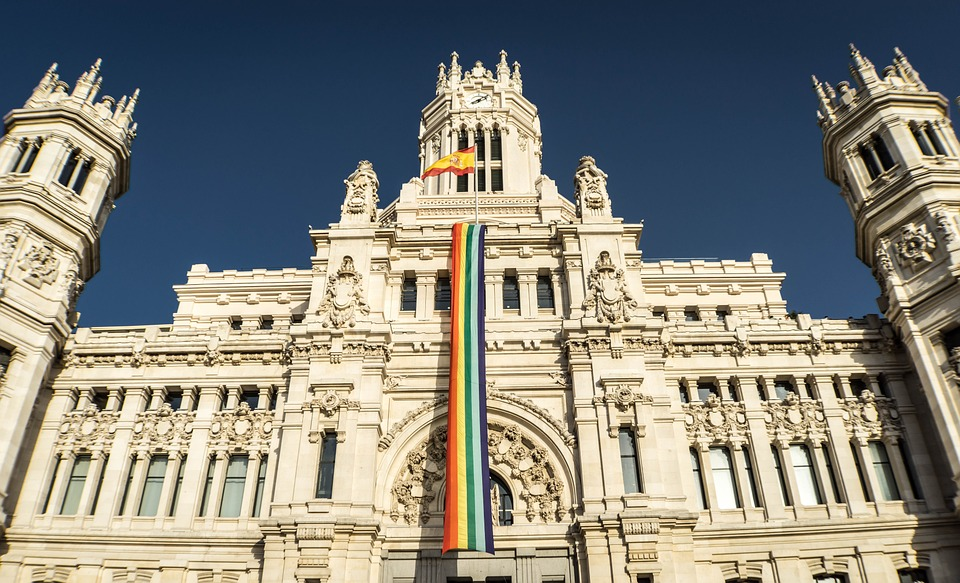 Spain - the world's most gay friendly country